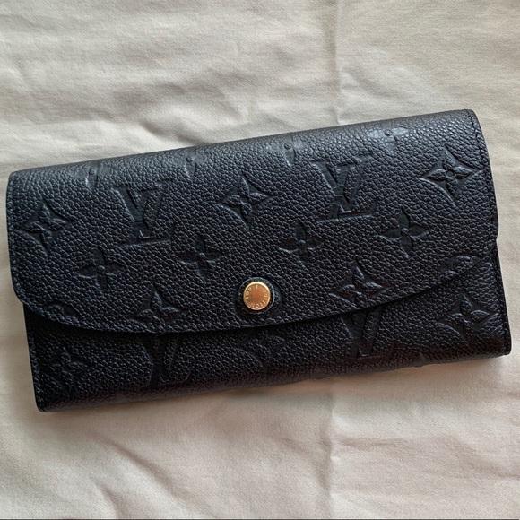 8c783b12cfca Louis Vuitton Handbags - Louis Vuitton Monogram Empreinte Emilie Wallet